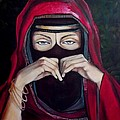 Looking Through Niqab by Irena Mohr