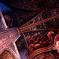 Looking Up Albi Cathedral by David Hohmann