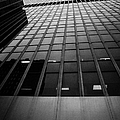 Looking Up At 1 Penn Plaza On 34th Street New York City Usa by Joe Fox