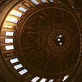 Looking Up London Saint Paul's by David Hohmann