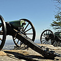 Lookout Mountain Civil War Cannon by Bruce Gourley