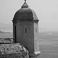 Lookout Tower by Christiane Schulze Art And Photography