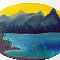 Loon Lake by Dan MacDonald