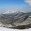 Loon Mountain Ski Resort White Mountains Lincoln Nh by Glenn Gordon