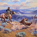 Loops And Swift Horses - Surer Than Lead by Pg Reproductions