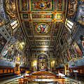 L'oratorio Del Santissimo Crosifisso by Yhun Suarez