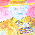 Lord Robert Baden Powell And Scouting 2 by Ricardo Richard W Linford