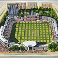 Lords Cricket Ground by D J Rogers