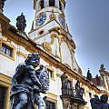 Loreta In  Prague by Sarka Olehlova