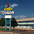 Lorraine Motel Sign by Joshua House