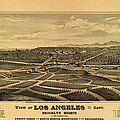 Los Angeles 1877 by Andrew Fare