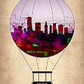 Miami Air Balloon 1 by Naxart Studio