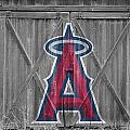 Los Angeles Angels by Joe Hamilton