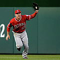 Los Angeles Angels Of Anaheim V by Patrick Smith