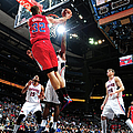 Los Angeles Clippers V Atlanta Hawks by Scott Cunningham