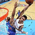 Los Angeles Clippers Vs Oklahoma City by Layne Murdoch