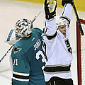 Los Angeles Kings V San Jose Sharks - by Thearon W. Henderson
