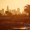 Los Angeles Morning by Konstantin Sutyagin