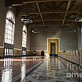 Los Angeles Union Station Interior by Jason O Watson