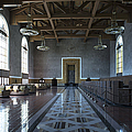 Los Angeles Union Station Original Ticket Lobby by Belinda Greb