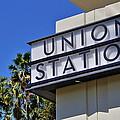 Los Angeles Union Station by Richard Cheski