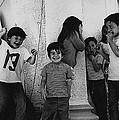 Los Ninos Fiesta Armory Park Tucson Arizona 1973 by David Lee Guss