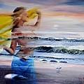 Lost At Sea by Paula Visnoski