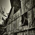 Lost Barn by Jon Dickson