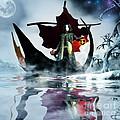 Lost by Gabor Gabriel Magyar - Forgottenangel