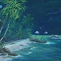 Lost Island by William Bezik