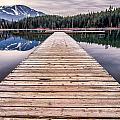 Lost Lake Dock by James Wheeler