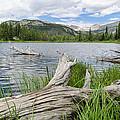 Lost Lake Colorado II by Robert VanDerWal