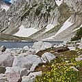 Lost Lake Trail by Kent Becker
