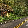 Lost Opportunity Great Smokey Mountains by Reid Callaway
