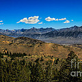 Lost River Mountains by Robert Bales