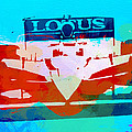 Lotus F1 Racing by Naxart Studio
