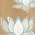 Lotus Serenity by Linda Woods