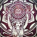Lotus Woman Of Brooklyn by Natasha Marco