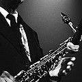 Lou Donaldson 1 by Dragan Kudjerski