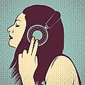 Loud Silence by Freshinkstain
