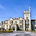 Lough Eske Castle - Ireland by Bill Cannon