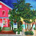 Louie's Backyard by Phyllis London