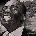 Louis Armstrong by JL Vaden