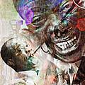 Louis Armstrong by Lynda Payton
