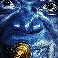 Louis Armstrong by Tracy Russell