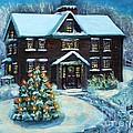 Louisa May Alcott's Christmas by Rita Brown