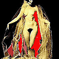 Louise Brooks Nude Circa 1928 by David Lee Guss