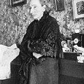 Louise Michel (1830-1905) by Granger