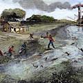 Louisiana Broken Levee by Granger