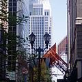 Louisville Buildings 2 by Jennifer E Doll